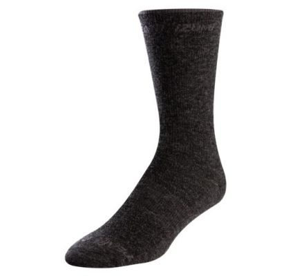 Pearl Izumi Merino Wool Tall Sock | PHANTOM