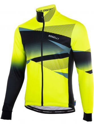 Rogelli Winter Jacket Arte | FLUOR/BLACK/WHITE