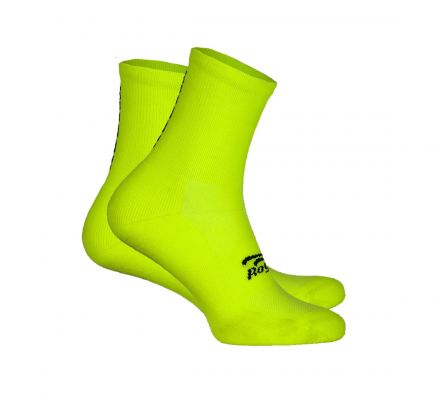 Rogelli Cycling Socks | FLUOR