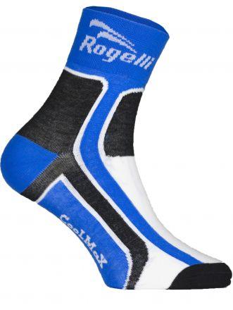 Rogelli Cycling Socks  Coolmax | BLUE/BLACK/WHITE