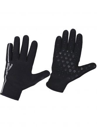 Rogelli Winter Gloves Neoprene | BLACK