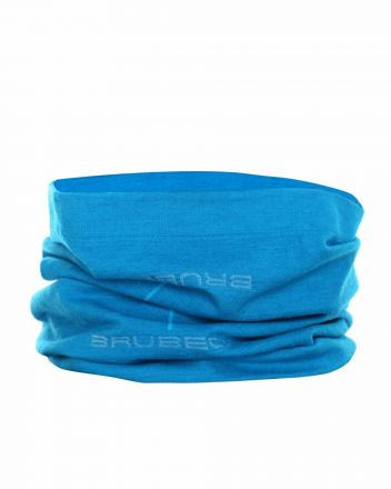 Brubeck Wool Neck Gaiter | LIGHT BLUE