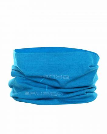 Brubeck Wool Neck Gaiter | LIGHT BLUE