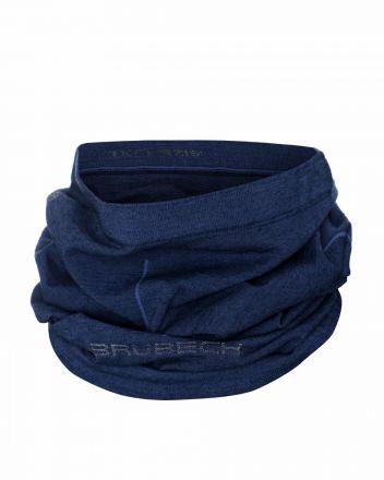 Brubeck Wool Neck Gaiter | NAVY BLUE