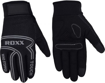 ROXX Windstopper Cycling Glove | CZARNY