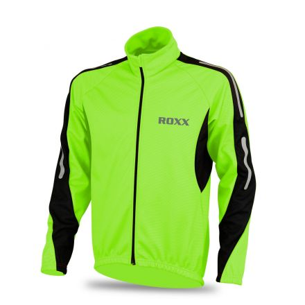 Roxx Winter Wind Thermal Windproof Jacket | ŻÓŁTA