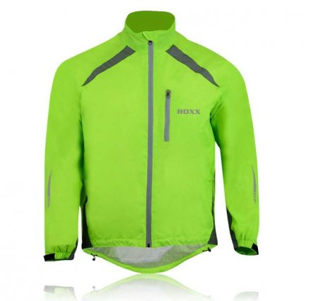 Roxx Cycling Waterproof Jacket | High Visible