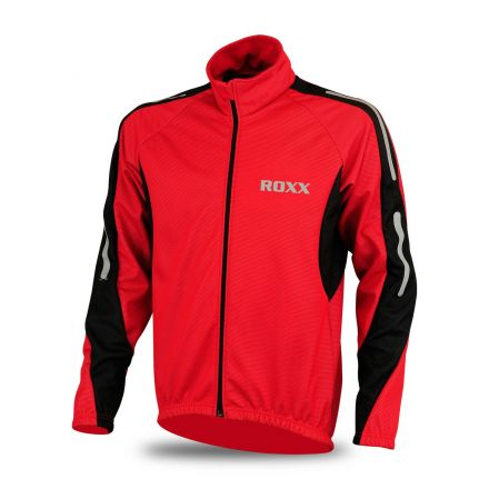 Roxx Winter Wind Thermal Windproof Jacket | CZERWONA