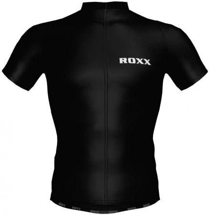 ROXX Cycling Jersey | CZARNA