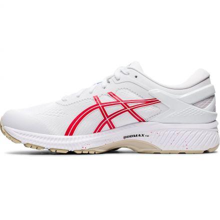Asics Gel-Kayano 26 - dobrze zamortyzowane męskie buty do biegania