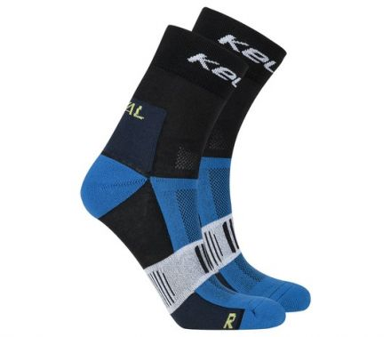 Kellys Cycling Socks Rivel | BLUE