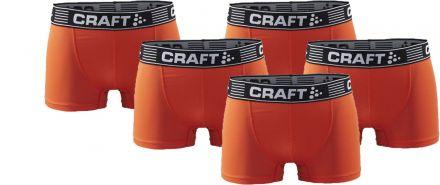 Craft Greatness Boxer 3-INCH | ORANGE 5szt
