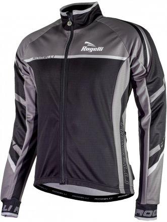 Rogelli Winter Jacket Andrano 2.0 | CZARNO-SZARA
