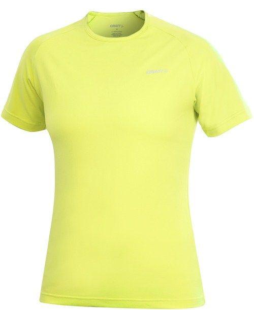 Damska funkcjonalna koszulka do biegania  Craft Active Run Tee