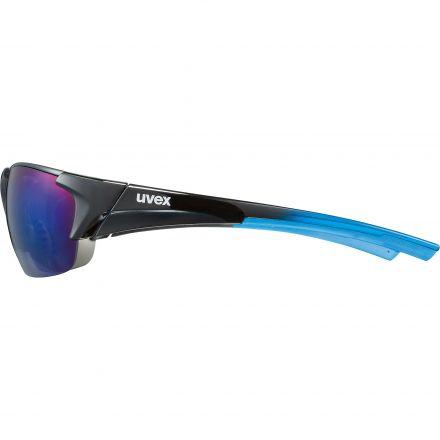 Uvex Blaze III 2.0 |  BLACK BLUE