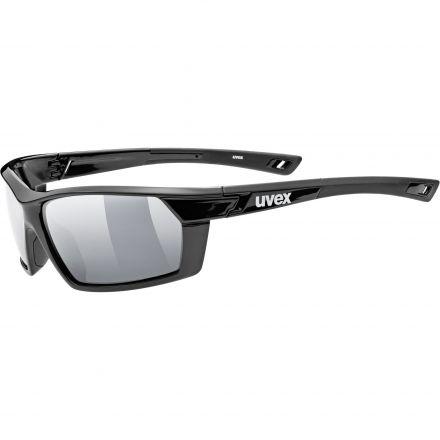 Uvex Sportstyle 225 Pola | BLACK