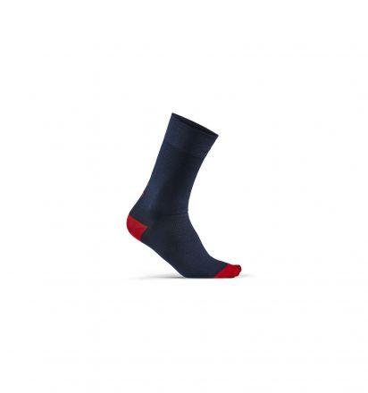 Craft Training Sock | GRANATOWO-CZERWONE