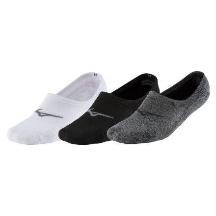 Mizuno Super Short Socks 3P - skarpetki, stopki do biegania J2GX0055
