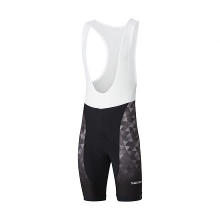 Shimano Team Bib Shorts | BLACK