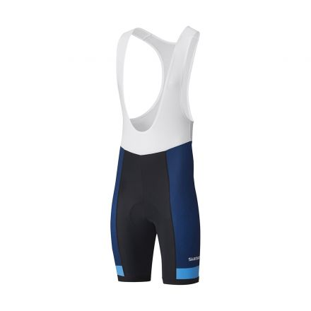 Shimano Team Bib Shorts | NAVY