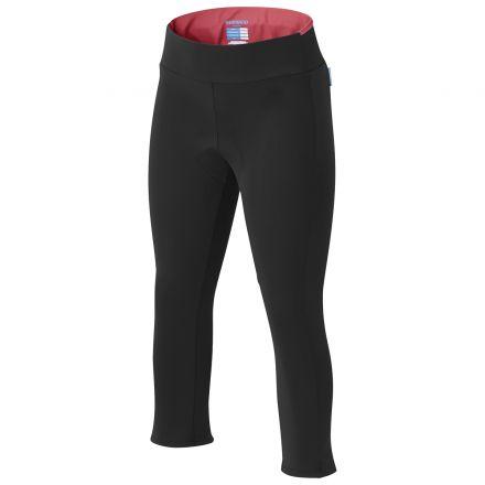 Shimano W's Shorts 3/4 Tight's | BLACK