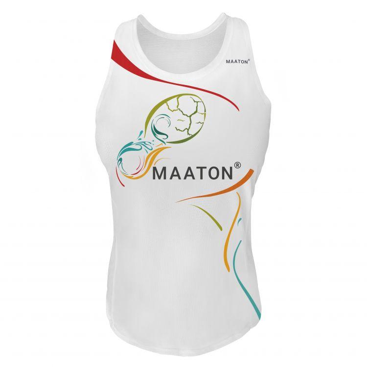 Maaton Classic Singlet. - damski bezrękawnik do biegania