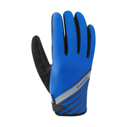 Shimano Long  Gloves | BLUE