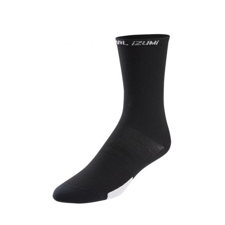 Pearl Izumi Elite Tall Sock | CORE BLACK
