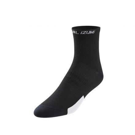 Pearl Izumi Elite Sock | CORE BLACK