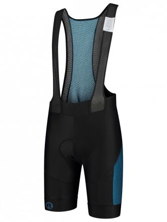 Rogelli Tyro Bibshort | BLACK/BLUE