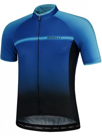Rogelli DEX Jersey | BLACK/BLUE