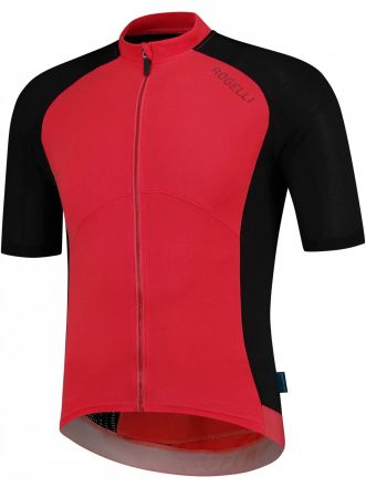 Rogelli Ray SS Jersey | BLACK/RED