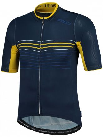 Rogelli Kalon SS Jersey | BLUE/YELLOW
