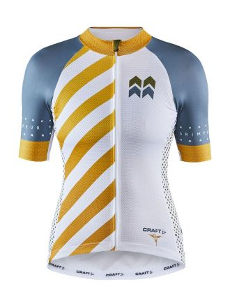 Craft Specialiste SS Jersey | Golden/White