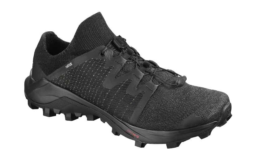 Salomon Cross /Pro | Black buty do biegania w terenie