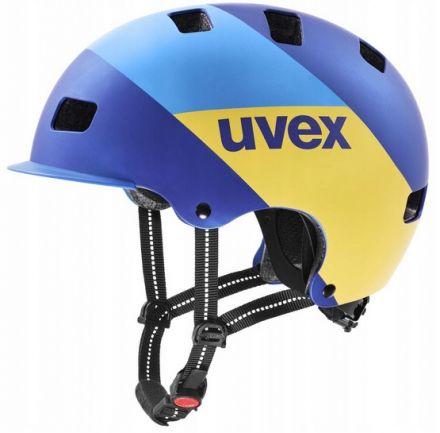 Uvex HLMT 5 Bike PRO | BLUE