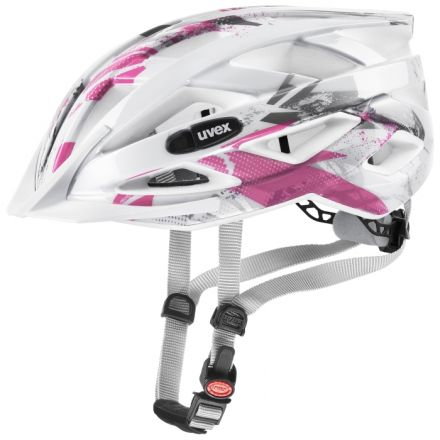 Uvex Air Wing | White Pink
