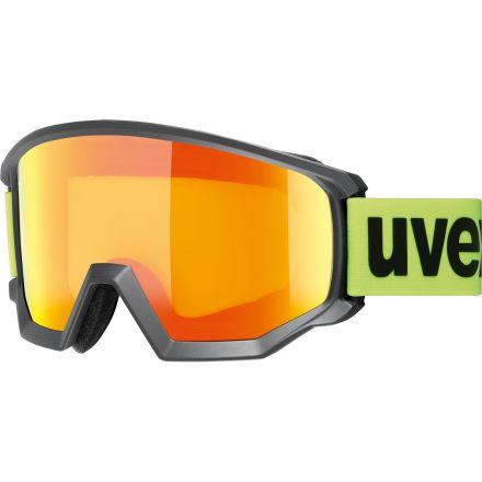 Uvex Athletic CV  | Black Mat