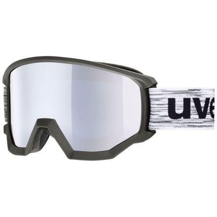 Uvex Athletic FM | Black Mat