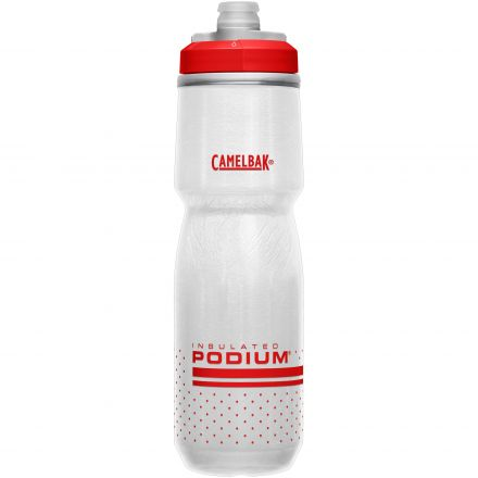 Camelbak Podium Chill 710ml | White/Red