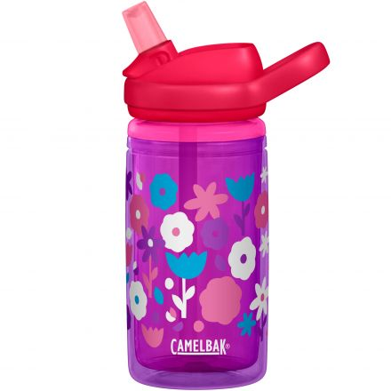 CamelBak Eddy+ Kids Insulated 400ml | Flower Power