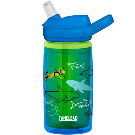 CamelBak Eddy+ Kids Insulated 400ml | Scuba Sharks