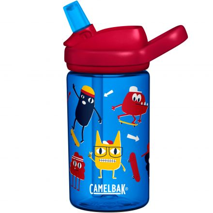 CamelBak Eddy+ Kids 400ml | Skate Monster