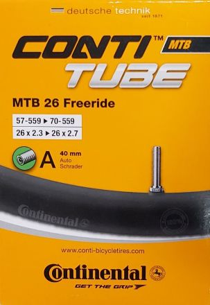 Continental Conti Tube MTB 26 Freeride