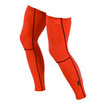 Deko Dual Summer Leg Warmers | RED