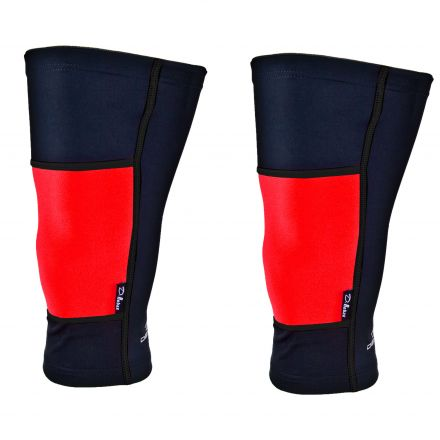 Deko Dual Winter Knee | BLACK-RED