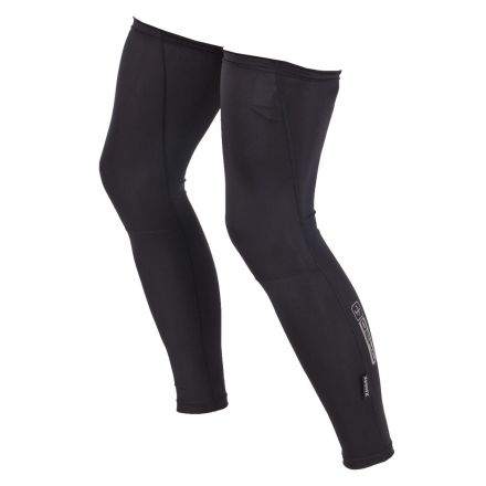 Deko Dual Winter Leg Warmers | BLACK