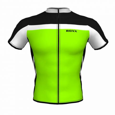ROXX Cycling Shirt Bike Riding Jersey | FLUOR