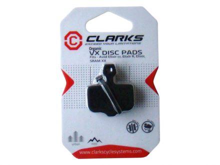 Clarks VX Disc Pads VX841C