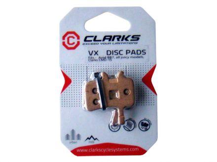 Clarks VX Disc Pads VX813C